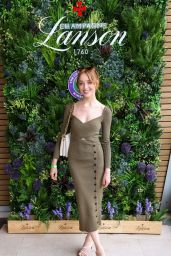 Phoebe Dynevor - Lanson Champagne at the Championships in London 07/03/2021