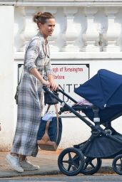 Pippa Middleton - Out in Chelsea 07/27/2021