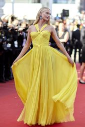"""Poppy Delevingne - """"The Story of My Wife"""" Red Carpet at Cannes Film Festival"""