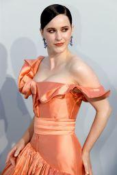Rachel Brosnahan – amfAR Cinema Against AIDS Gala at Cannes Film Festival 07/16/2021