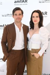 Rachel Brosnahan - Pre-amfAR Gala Lunch at the Cannes Film Festival 07/15/2021