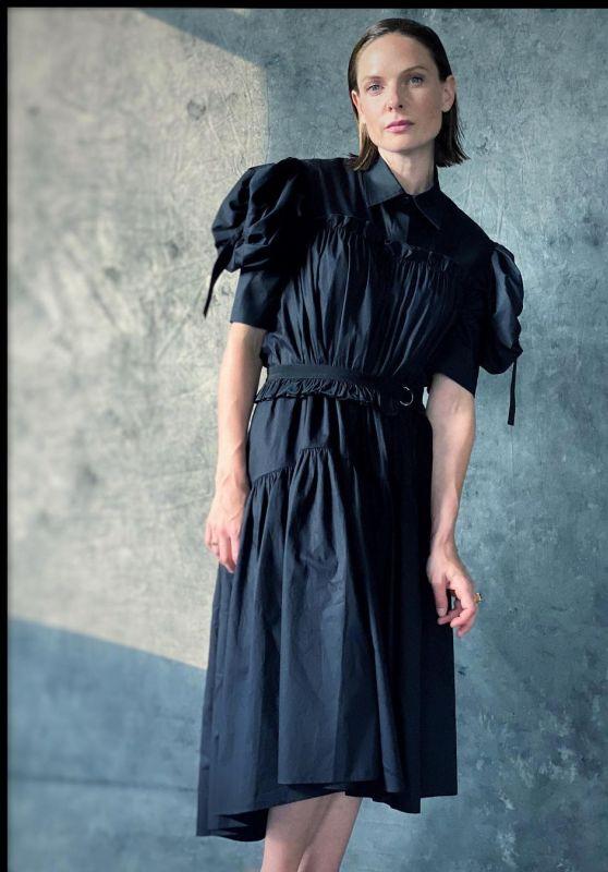 Rebecca Ferguson - Dune Promotional Photoshoot July 2021