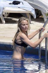 Rebecca Rittenhouse in a Bikini in Portofino 07/13/2021