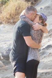 Renee Zellweger and Ant Anstead in Laguna Beach 07/17/2021