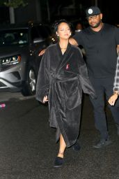 Rihanna and A$AP Rocky - Heading to Their Video Shoot in the Bronx Neighborhood of NY 07/11/2021