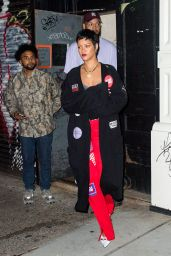 Rihanna on the 4th of July in China Town, NY 07/04/2021