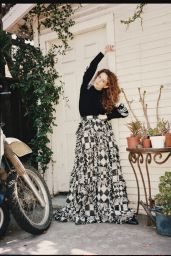 Riley Keough - Content Mode Magazine July 2021