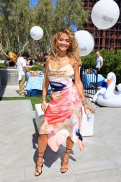 Rita Ora at Her 4th of July Party in LA 07/04/2021
