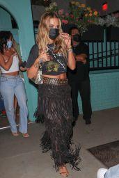 Rita Ora - Out in Los Angeles 07/16/2021