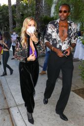 Rita Ora - Out in Los Angeles 07/19/2021