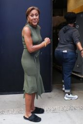 Robin Roberts - Outside ABC Studios in New York 07/06/2021