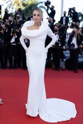 "Rose Bertram – ""Aline, The Voice Of Love"" Red Carpet at 74th Cannes Film Festival"