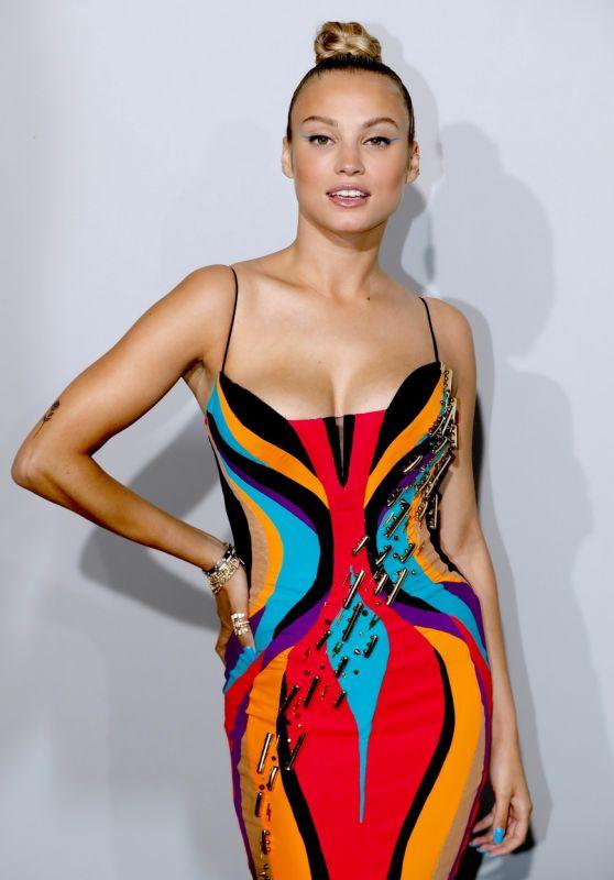Rose Bertram – amfAR Cinema Against AIDS Gala at Cannes Film Festival 07/16/2021