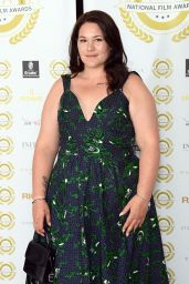 Roxanne Scrimshaw – National Film Awards 2021 in London