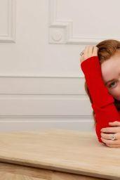 Sadie Sink - Chopard Happy Diamonds 2021 Campaign (part III)
