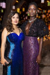Salma Hayek and Jodie Turner-Smith – Kering Women in Motion Awards at the 74th Cannes Film Festival