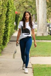 Sara Sampaio - Out in West Hollywood 07/13/2021