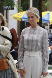 """Sarah Jessica Parker and Cynthia Nixon - """"And Just Like That"""" Set in Manhattan 07/09/2021"""