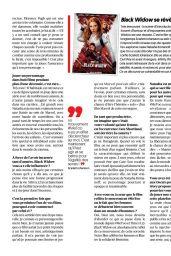 Scarlett Johansson - TV Magazine 07/11/2021 Issue