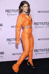 Serayah McNeill – Winnie Harlow's Edit Launch for PrettyLittleThing in LA 07/14/2021 (more photos)
