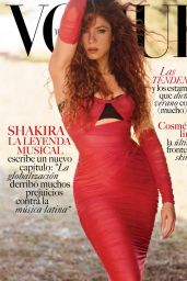 Shakira - Vogue Mexico July 2021 Issue