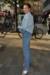 Sharon Gaffka in London
