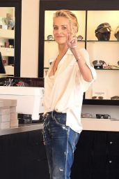 Sharon Stone - Out in Beverly Hills 07/02/2021
