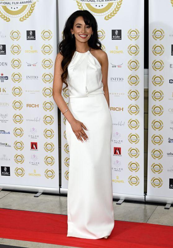 Shila Iqbal – National Film Awards 2021 in London