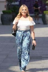 Sian Welby - Out in London 07/19/2021