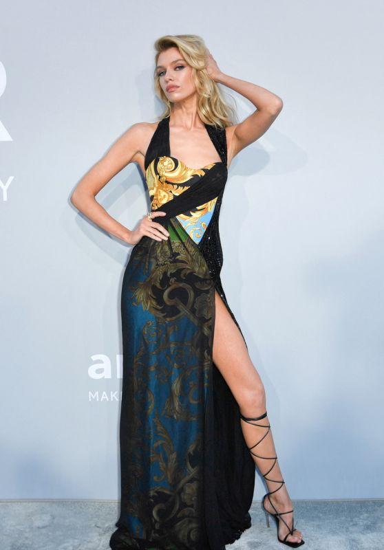 Stella Maxwell – amfAR Cinema Against AIDS Gala at Cannes Film Festival 07/16/2021