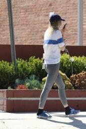 Suki Waterhouse in Tights - Beverly Hills 07/27/2021