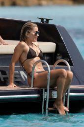 Sylvie Meis in a Bikini - Formentera 07/11/2021