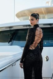 Taylor Hill - Cannes Photoshoot July 2021
