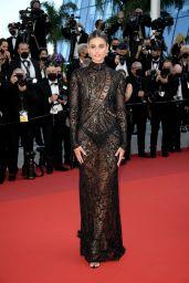 "Taylor Hill – ""De Son Vivant (Peaceful)"" Red Carpet at the 74th Cannes Film Festival"