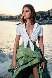 Taylor Hill - Photoshoot in Cannes July 2021