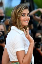 """Taylor Hill - """"Tre Piani (Three Floors)"""" Screening at the 74th Cannes Film Festival"""