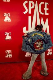 """Tessa Netting - """"Space Jam: A New Legacy"""" Party in Valencia, CA 06/29/2021"""