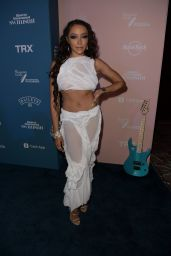 Tinashe – Sports Illustrated Swimsuit 2021 Issue Concert in Miami 07/24/2021