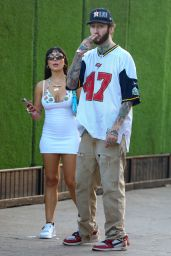 Tyson Daily Salomon - Bootsy Bellows Revolve Party For the 4th of July in Malibu 07/04/2021