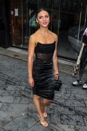 """Vanessa Bauer - Arriving at the """"Black Widow"""" Premiere in London 06/29/2021"""
