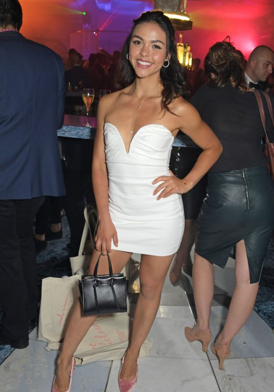 "Vanessa Bauer - ""Park Row"" Restaurant Opening 07/27/2021"