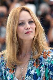 """Vanessa Paradis - """"Cette Musique Ne Joue Pour Personne"""" Photocall at the Festival in Cannes"""