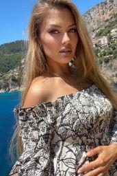 Victoria Bonya – Live Stream Video and Photos 07/01/2021