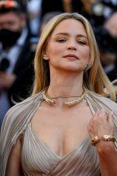 "Virginie Efira – ""Benedetta"" Premiere at the 74th Cannes Film Festival"