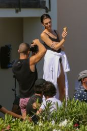 Vittoria Ceretti - Photoshoot in Saint Tropez 07/02/2021