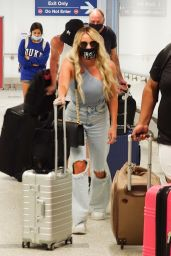 Whitney Rose - LAX in Los Angeles 07/23/2021