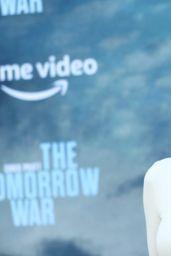 "Yvonne Strahovski - ""The Tomorrow War"" Premiere in LA"