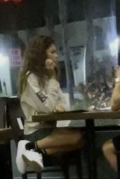 Zendaya adn Tom Holland - Out in Los Angeles 07/05/2021