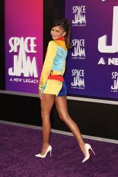 "Zendaya - ""Space Jam: A New Legacy"" Premiere in LA"