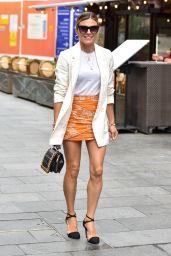 Zoe Hardman Street Style - London 07/26/2021